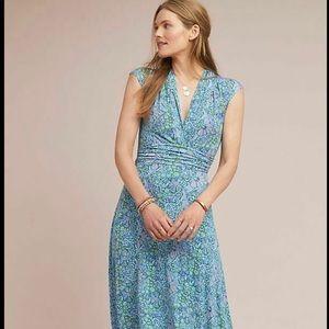Anthropologie Bristol maxi dress